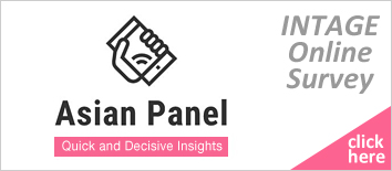 Asian Panel – INTAGE Online Survey